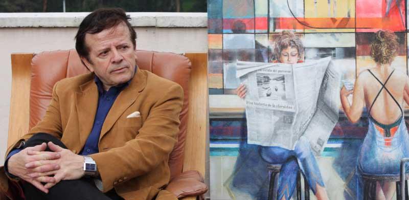 Entrevista a Octavio Mendoza