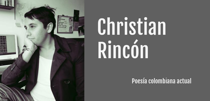 Poesía de Christian Rincón