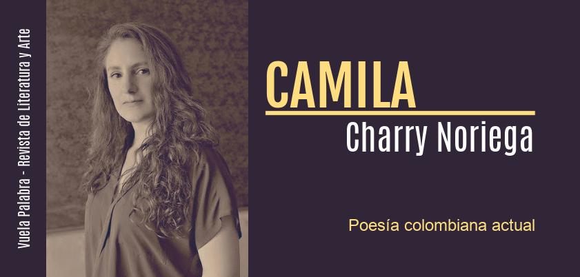 Poemas de Camila Charry