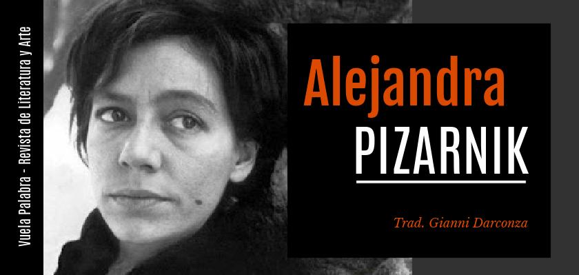 Poemas de Alejandra Pizarnik