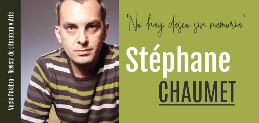 Stéphane Chaumet