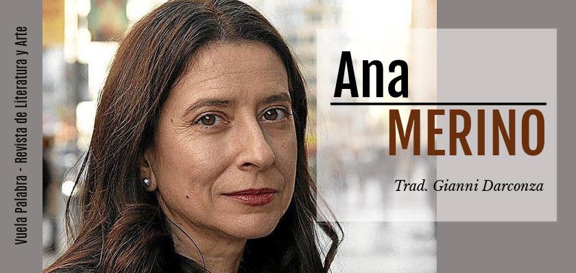 Poemas de Ana Merino