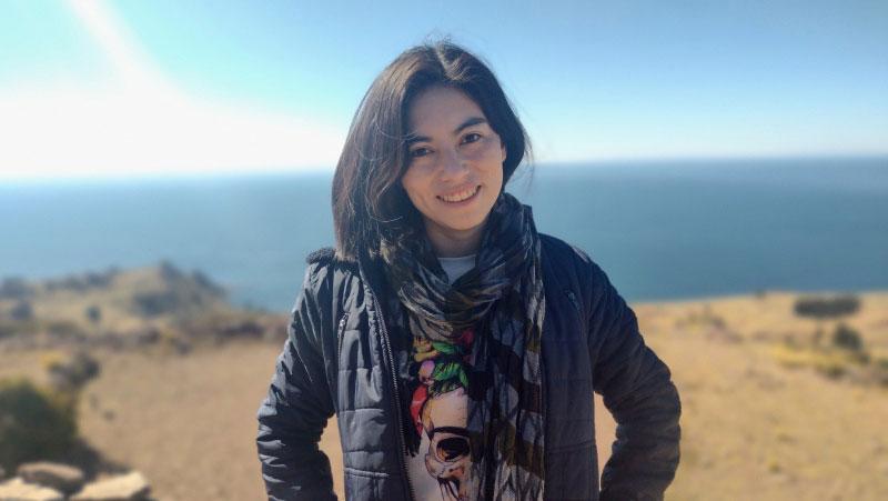 Astrid Arbildo-VP